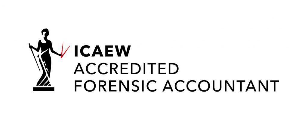 ICAEW Accredited Forensic Accountant logo