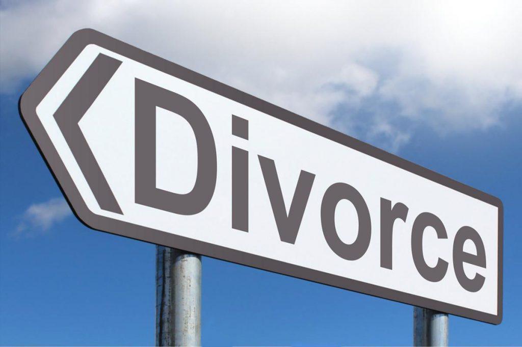 Divorce signpost