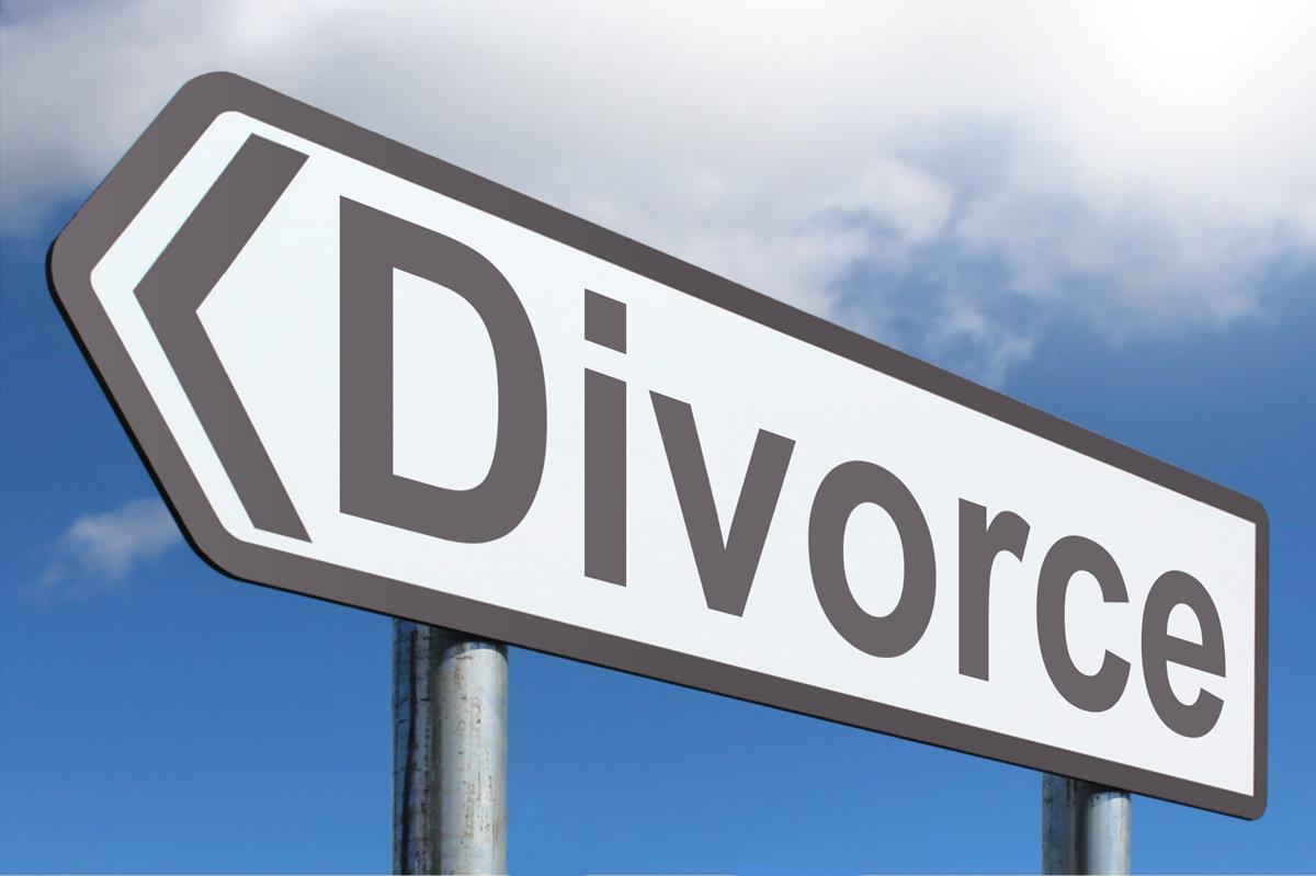Divorce signpost