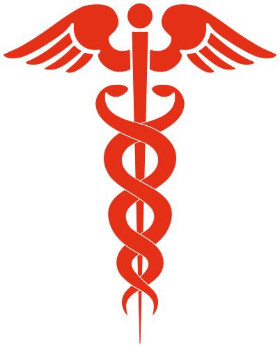 Caduceus Medical Symbol