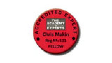 Accredited Expert